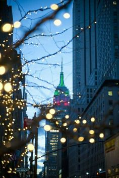 New York Lights