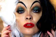 Cruella Deville Makeup Tutorial - Bing images