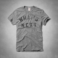 A & F - Mens Stony Creek Tee | Mens Graphic Tees | eu.Abercrombie.com