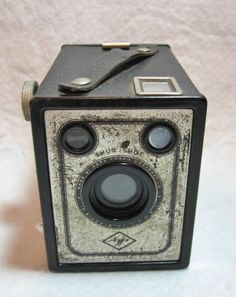 Ansco Shur Shot Box Camera  SOLD