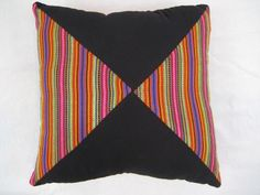 Guatemalan Decorative Pillow No.2 - Culture Grafters