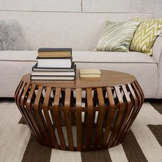 West Elm UK Brentwood coffee table