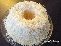 WHITE CHOCOLATE YEMA CAKE Yema Cake, Happy Today, White Chocolate, Muffins, Cupcake, Cakes, Baking, Desserts, Food