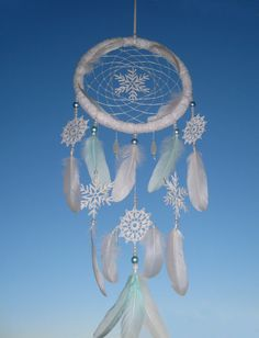 Christmas Dream catcher Bаbу Dreamcatcher by MagicalSweetDreams
