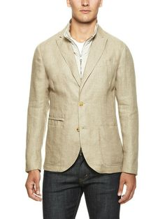 Delave Layered Blazer by Allegri at Gilt