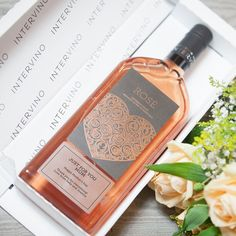 Available in red, white or rosé, personalise the label on your own bottle of wine. A unique gift idea for a wine-lover celebrating a special occasion. Letterbox Gifts, Personalized Wine, Special Occasion, Unique Gifts, Perfume Bottles, Rose, Day, Pink, Roses