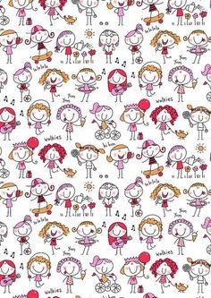 wallpaper Pregnancy pregnancy v back Doodle Art, Doodle Drawings, Easy Drawings, Doodle Kids, Doodle People, Stick Figure Drawing, Image Deco, Sketch Notes, Stick Figures