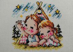 Fotoğraf: Applique Patterns, Color Patterns, Cross Stitch Patterns, Cross Stitch Cards, Cross Stitching, Embroidery Art, Cross Stitch Embroidery, Diy And Crafts, Craft Projects