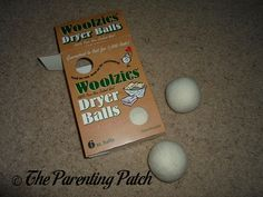 Woolzies Dryer Balls Review | Parenting Patch
