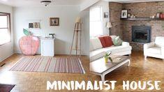 minimalist home tour