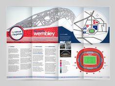 Wembley Stadium Map Project