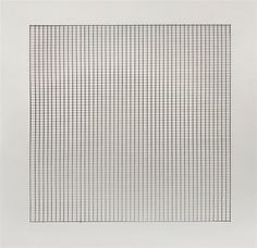 Agnes Martin | Untitled (1991) | Available for Sale | Artsy