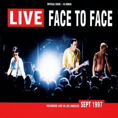 CHAINA RECORDS INC. CoNtRAKulTuRaL MuSiC : Face To Face - Live (1997)