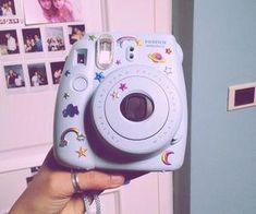 13 Premium Polaroid Camera Case Instax Mini 8 Polaroid Camera Lights With Clips Polaroid Instax Mini, Instax Mini 8, Fujifilm Instax Mini, Camara Fujifilm, Camera Painting, Camera Aesthetic, Cute Camera, Camera Case, Polaroid Pictures