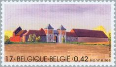 Sello: Farms (Bélgica) (Farms) Mi:BE 3070,Sn:BE 1867,Yt:BE 3015,AFA:BE 3077,Bel:BE 3020