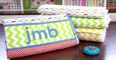 Easy Project With Double-Sided Quilted Cotton! Great Results Without All The Work!