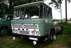 DAF 2600 1964 it was my favorite truck, this beauty from the Netherlands,