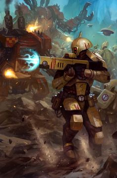 Tau Fire Warrior - Farsight Enclaves Codex © Games Workshop