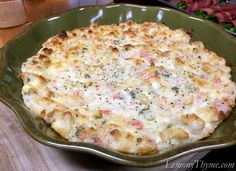 Egg strata, Brie and Eggs on Pinterest