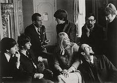 The Beatles and Peter Paul and Mary