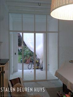 Stalen buiten deuren met espagnoletsluiting en zijlichten, Project Antwerpen