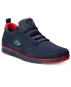 24b1c709a Lacoste Men s L.Ight Sneakers Men - All Men s Shoes - Macy s