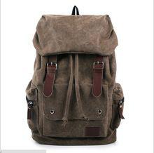 New men's backpacks mochila Travel Outdoor Rucksack camping & hiking military hiking backpack Camping Trekking canvas backpack