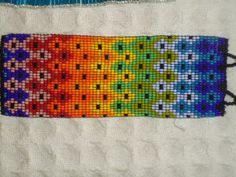 arco-iris and beads :)