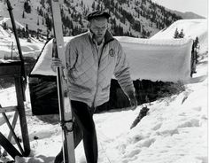"Warren Miller and the Explosion of Skiing. An exclusive clip from the new documentary ""Ski Bum: The Warren Miller Story"" explaining how Miller accelerated the popularity of skiing in the 1960s. Warren Miller, C Ops, Linkin Park, American Pride, Documentaries, Skiing, The Past, Military, Explosions"