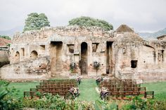 Convento De Las Capuchinas in La Antigua, Guatemala: http://www.stylemepretty.com/2015/04/27/30-amazing-wedding-venues/