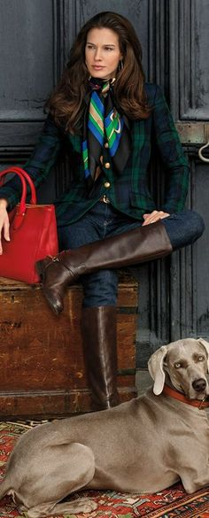 Ralph Lauren style ♥✤ | KeepSmiling | BeStayClassy
