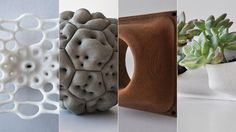 Renewable, Recyclable 3D Printing With Wood and Salt