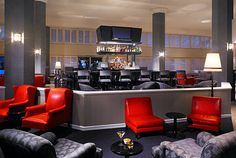 Sheraton Gateway Los Angeles Hotel Bar