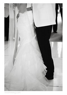 reception, just married, dance, wedding dress, black and white, bride and groom, happily ever after, ruffles, Foundation For The Carolinas, Charlotte NC Wedding Photographer, Kristin Vining Photography