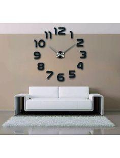 Wanduhr Farbe - Johannes Artikel-Nr.:  12S002-RAL7011-S-COLOR** Zustand:  Neuer Artikel  Verfügbarkeit:  Auf Lager  Wählen Sie eine Farbe selbst! Die Zeit ist gekommen, viel mehr gemütlich realít neue Uhr. 3D große Wanduhr ist eine schöne Dekoration von Ihrem Interieur. Du wirst es nie zu spät.