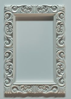 3d Frames, Wooden Frames, 3d Cnc, Wood Carving Art, Metal Texture, Frame Clipart, Wood Furniture, Landscape Design, Decoupage