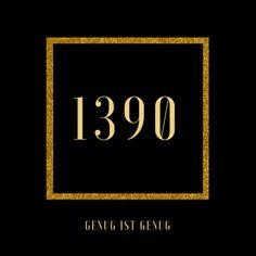 1390 Tage sind genug!