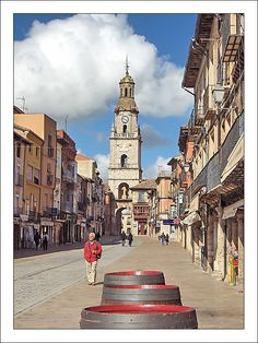Clock Tower - Toro, Zamora   Spain