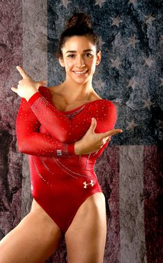 Aly Raisman from 2016 U.S. Olympic Portraits  Gymnast
