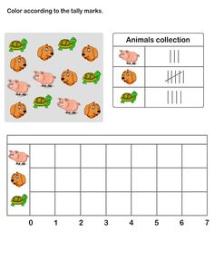 math worksheet : practice graph and tally chart  printable pictograph worksheets  : Tally Worksheets For Kindergarten