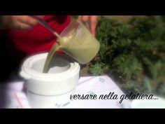 gelato al pistacchio di bronte - ricetta siciliana