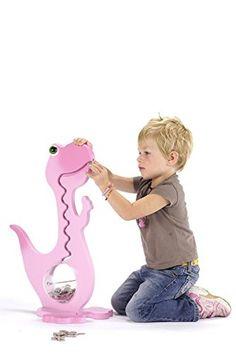 Dinosaur Piggy Bank - Money Box - Kids Money Box - Kids Piggy Bank - Dinosaur - Vibrant colour: Amazon.co.uk: Toys & Games