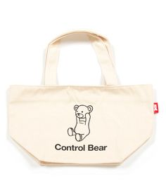 Control Bear MIni Tote Bag