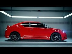 2013 #Scion tC Release Series 8.0 in Absolutely Red [HD 3D]