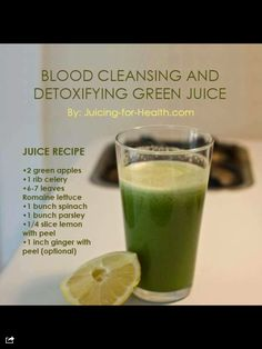 Here are the 23 best green smoothie recipes for detox and beauty. I lost 56 pounds by drinking one of these recipes. Best Green Smoothie, Green Smoothie Recipes, Smoothie Drinks, Detox Drinks, Green Smoothies, Ginger Detox, Ginger Drink, Detox Plan, Fruit Drinks