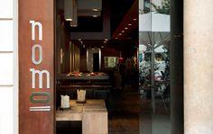 Nomo Restaurante Japonés  Gran de Gràcia 13, Barcelona 934 159 622 nomo@restaurantenomo.com
