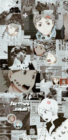 Cute Wallpapers, Anime Background, Haikyuu, Anime Wallpaper Iphone, Wallpaper, Anime Heaven, Haikyuu Anime, Cool Anime Wallpapers, Aesthetic Anime