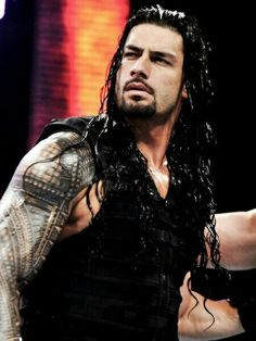 Roman Reigns - the best looking one of The Shield and the better wrestler of the 3