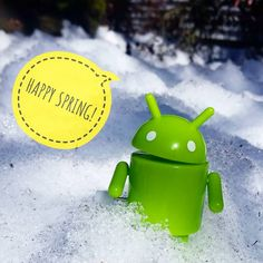 From our team here in Kittery Maine, we wish you all a very happy first day of Spring! (Even if you, like us, are covered in a foot of snow...)  #spring #firstdayofspring #march #maine #snow #googlepartner #google #hubspot #marketingagency #team #kittery #office