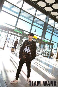 GOT7 Jackson Youngjae, Bambam, Kim Yugyeom, Jackson Wang, Got7 Jackson, Jinyoung, K Pop, Jackson Airport, Rapper